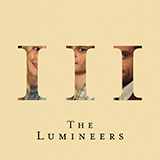 Download or print April Sheet Music Notes by The Lumineers for Piano Solo