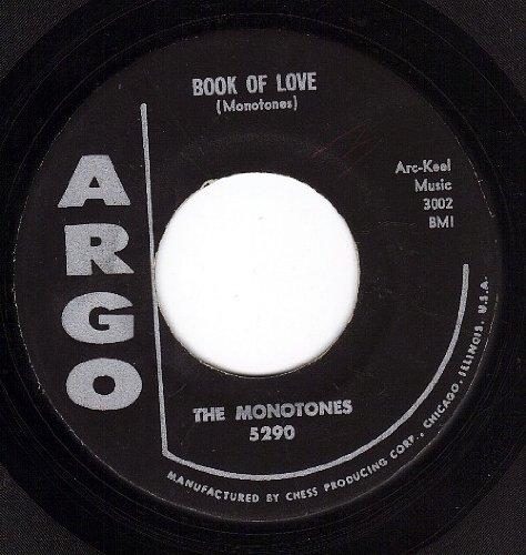 The Monotones Book Of Love profile picture