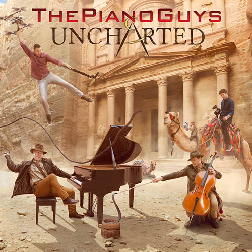 The Piano Guys Tour De France pictures