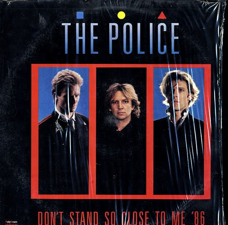 The Police Don't Stand So Close To Me '86 profile picture