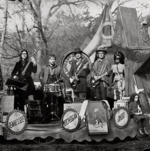 The Raconteurs The Switch And The Spur profile picture