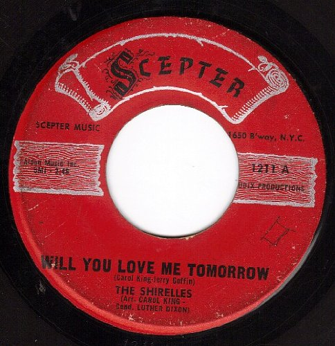 The Shirelles Will You Love Me Tomorrow (Will You Still Love Me Tomorrow) profile picture