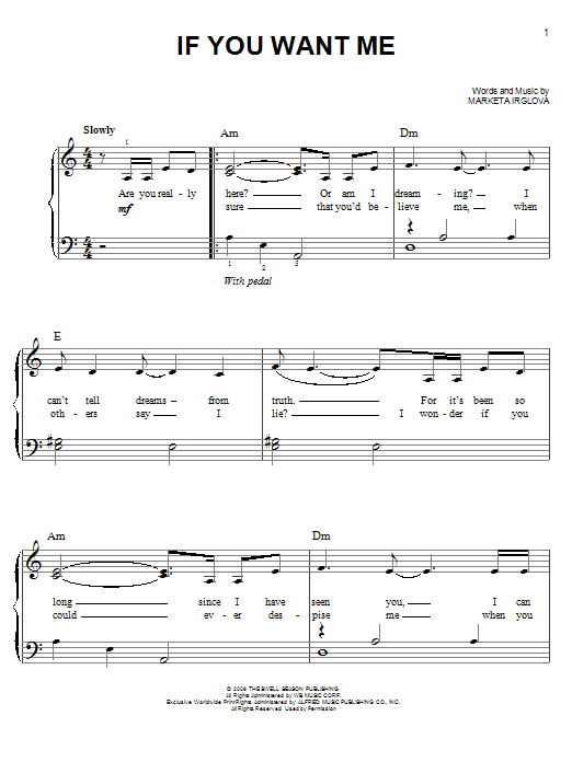 The Swell Season If You Want Me sheet music preview music notes and score for Guitar Tab including 12 page(s)