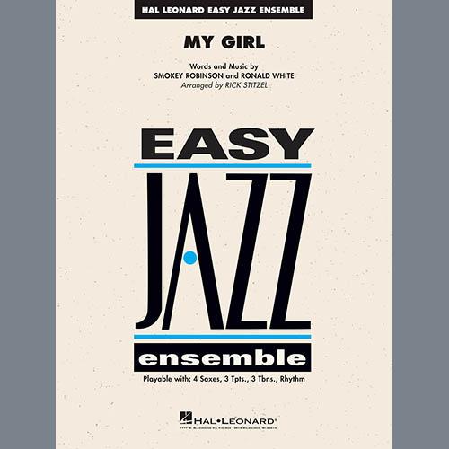 The Temptations My Girl (arr. Rick Stitzel) - Trombone 4 profile picture