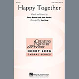 Download or print Happy Together (arr. Ken Berg) Sheet Music Notes by The Turtles for 3-Part Treble Choir