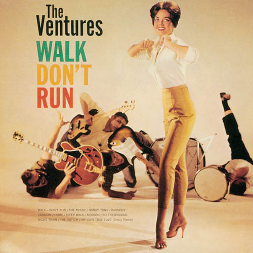 The Ventures Walk Don't Run profile picture