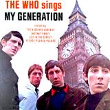 Download The Who My Generation Sheet Music arranged for Bass Voice - printable PDF music score including 3 page(s)