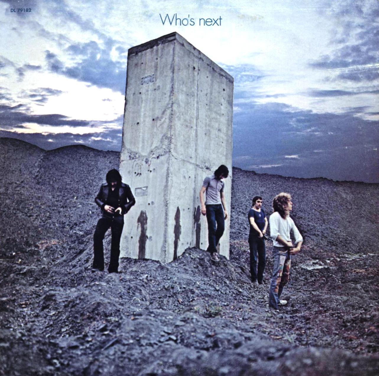 The Who Won't Get Fooled Again profile picture
