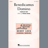 Download or print Benedicamus Domino Sheet Music Notes by Thomas Juneau for TB Choir