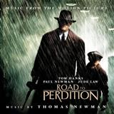 Download or print Perdition (from Road To Perdition) Sheet Music Notes by Thomas Newman for Piano