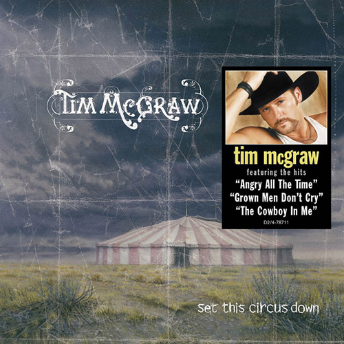 Tim McGraw Angry All The Time pictures