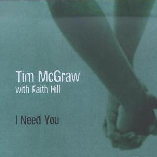Tim McGraw with Faith Hill I Need You profile picture