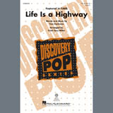 Download Tom Cochrane Life Is A Highway (arr. Cristy Cari Miller) Sheet Music arranged for TB Choir - printable PDF music score including 11 page(s)