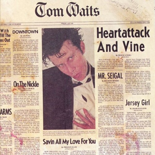 Tom Waits Jersey Girl profile picture