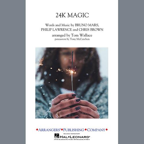 Tom Wallace 24K Magic - Alto Sax 2 profile picture