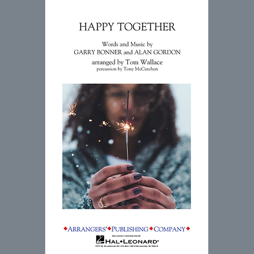 Tom Wallace Happy Together - Full Score profile picture