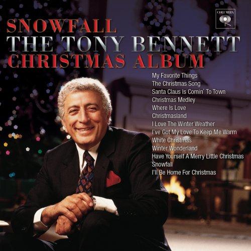 Tony Bennett Snowfall pictures