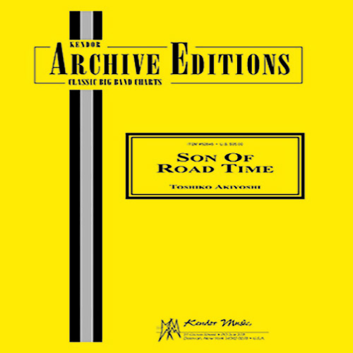 Toshiko Akiyoshi Son Of Road Time - 2nd Eb Alto Saxophone profile picture