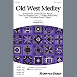 Download Traditional Old West Medley (arr. Mark Hayes) Sheet Music arranged for TTB Choir - printable PDF music score including 23 page(s)