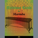 Download Traditional English Carol We Wish You A Merry Christmas (arr. Patrick Roulet) Sheet Music arranged for Marimba Solo - printable PDF music score including 2 page(s)