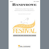 Download or print Bandyrowe (arr. Susan Brumfield) Sheet Music Notes by Traditional Irish Folksong for 2-Part Choir