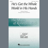 Download Traditional Spiritual He's Got The Whole World In His Hands (arr. Rollo Dilworth) Sheet Music arranged for 3-Part Treble Choir - printable PDF music score including 10 page(s)