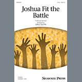 Download or print Joshua Fit The Battle (arr. Greg Gilpin) Sheet Music Notes by Traditional Spiritual for 2-Part Choir