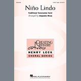 Download or print Nino Lindo (arr. Alejandro Rivas) Sheet Music Notes by Traditional Venezuelan Carol for 3-Part Treble Choir