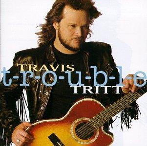 Travis Tritt T-R-O-U-B-L-E profile picture