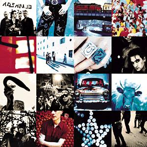 U2 Acrobat pictures