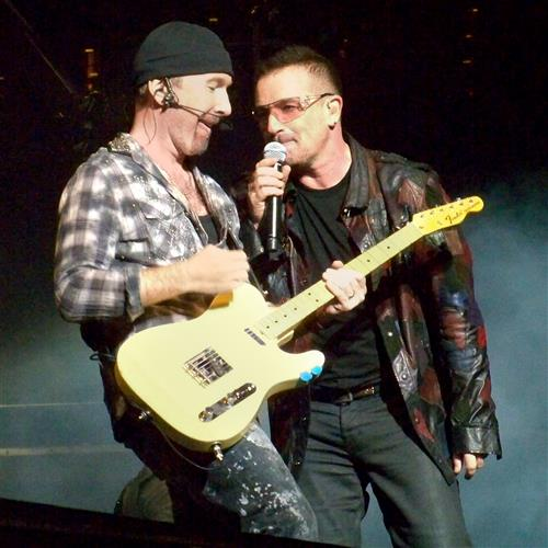 U2 The Sweetest Thing pictures