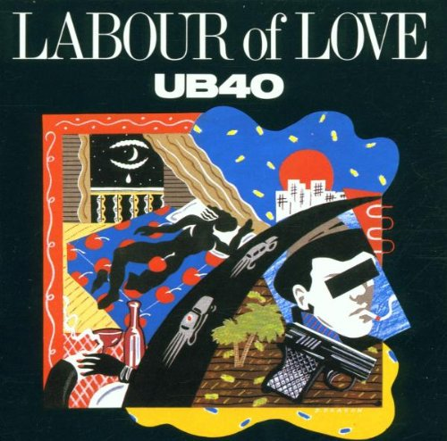 UB40 Red, Red Wine pictures