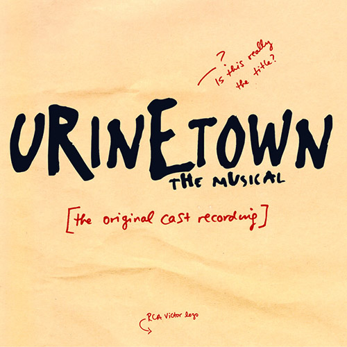 Urinetown (Musical) I See A River profile picture