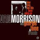 Van Morrison Centerpiece/Blues Backstage pictures