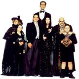 Download or print The Addams Family Theme Sheet Music Notes by Vic Mizzy for Piano