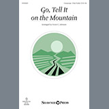 Download Victor Johnson Go, Tell It On The Mountain Sheet Music arranged for Choral - printable PDF music score including 7 page(s)
