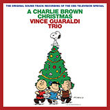 Download Vince Guaraldi Christmas Time Is Here Sheet Music arranged for CLAPNO - printable PDF music score including 3 page(s)