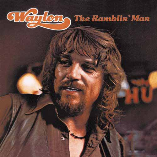 Waylon Jennings (I'm A) Ramblin' Man pictures