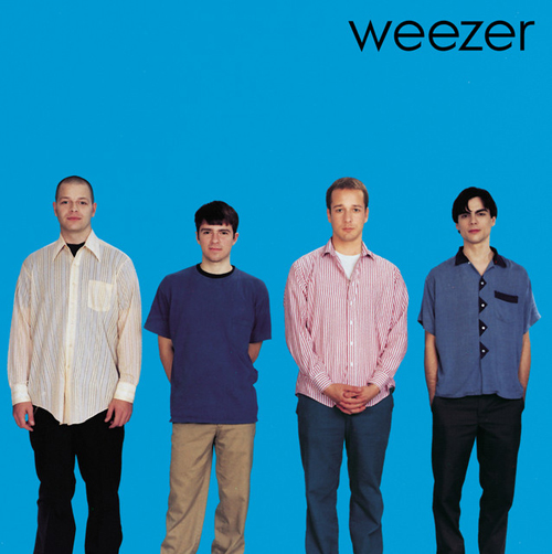 Weezer Say It Ain't So pictures