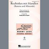 Download Wendy Bross Stuart Rozhinkes Mit Mandlen (Raisins And Almonds) Sheet Music arranged for 3-Part Treble Choir - printable PDF music score including 10 page(s)