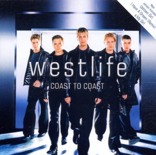 Westlife What Makes A Man pictures