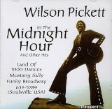 Download Wilson Pickett In The Midnight Hour Sheet Music arranged for Melody Line, Lyrics & Chords - printable PDF music score including 3 page(s)