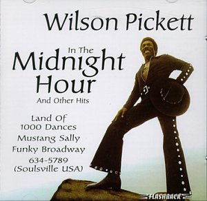 Wilson Pickett In The Midnight Hour profile picture