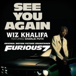 Wiz Khalifa See You Again (feat. Charlie Puth) profile picture