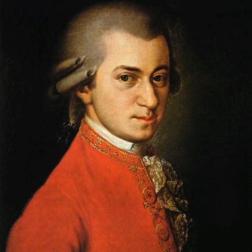 Wolfgang Amadeus Mozart Das Klinget So Herrlich profile picture