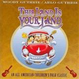 Download Woody & Arlo Guthrie This Land Is Your Land Sheet Music arranged for Piano (Big Notes) - printable PDF music score including 2 page(s)