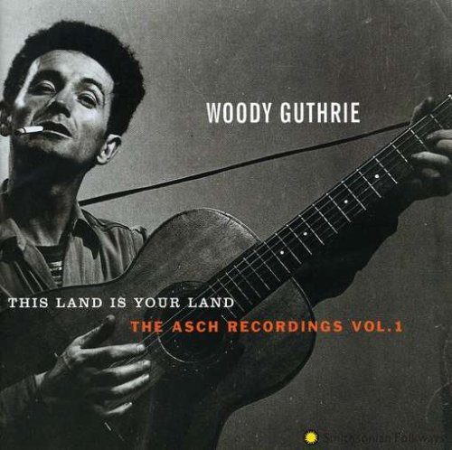 Woody Guthrie This Land Is Your Land profile picture