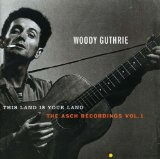 Download Woody Guthrie This Land Is Your Land Sheet Music arranged for Mandolin - printable PDF music score including 3 page(s)