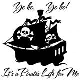 Download or print Yo Ho (A Pirate's Life For Me) Sheet Music Notes by Xavier Atencio for E-Z Play Today