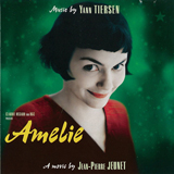 Download or print La Valse D'Amelie Sheet Music Notes by Yann Tiersen for Piano